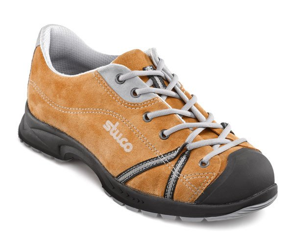 Hiking orange S3, chaussures de securité