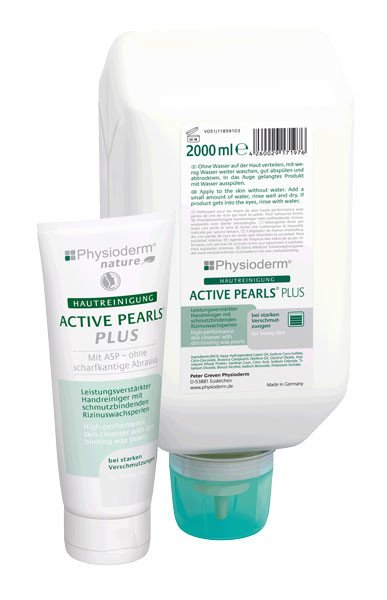 Active Pearls plus, Handreiniger flüssig