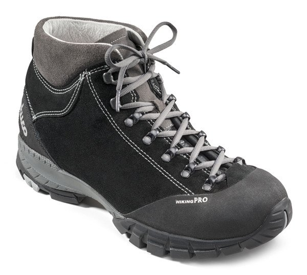Hiking PRO high black, chaussures de securité S3